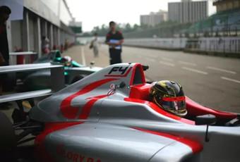 FIA F4中国方程式,你不知道的赛车运动