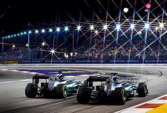 为啥F1不存在真正的队友?
