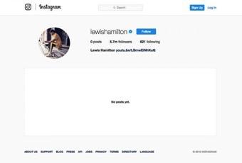 为什么汉密尔顿不该删除个人Instagram