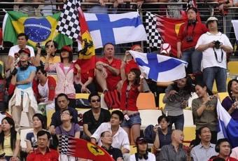 14年前的F1中国站,你还记得么?