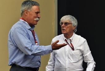 伯尼:失去帝国的F1皇帝
