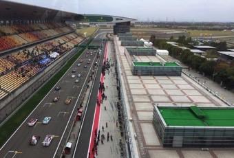 现场团:WEC上海6小时围场流水账