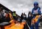 阿隆索和迈凯伦的Indy500灾难