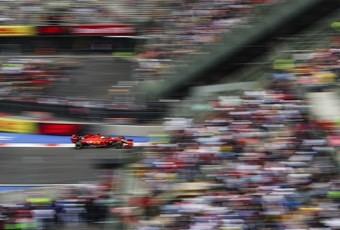 赛道位置是法拉利取胜的必要条件